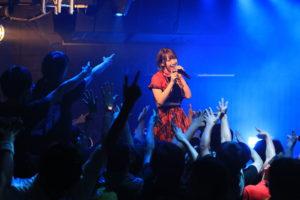 上月せれな/10代ラストの大生誕祭ライブ(2019年6月30日、渋谷VISIONにて)