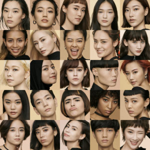 シュウ ウエムラ・ぴったりの色が見つかるアジア人のための24色