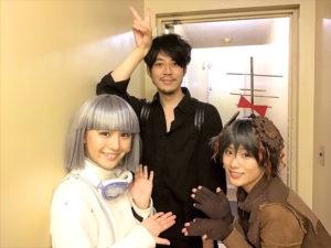 浅川梨奈と秋山ゆずきのW主演・音楽劇「Zip&Candy」