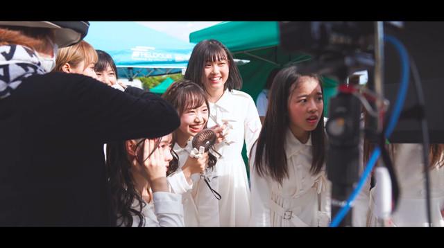 ラストアイドル、「青春トレイン」MVメイキング