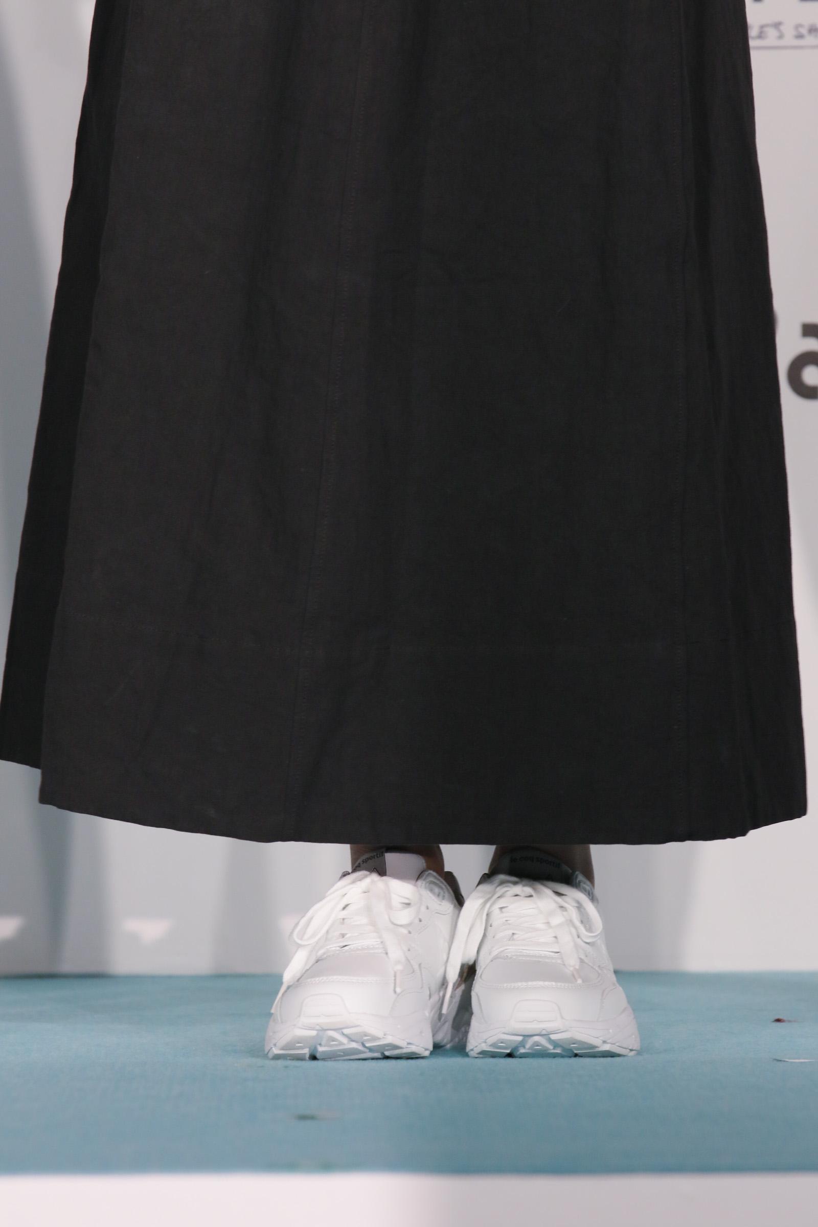 池田エライザ/スニーカーベストドレッサー賞2020」授賞式にて(2020年2月20日、東京都内・ホテル椿山荘東京)