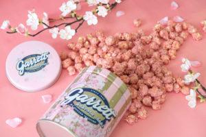 ギャレット ポップコーン ショップス『ベリーベリーホワイトチョコレート』
