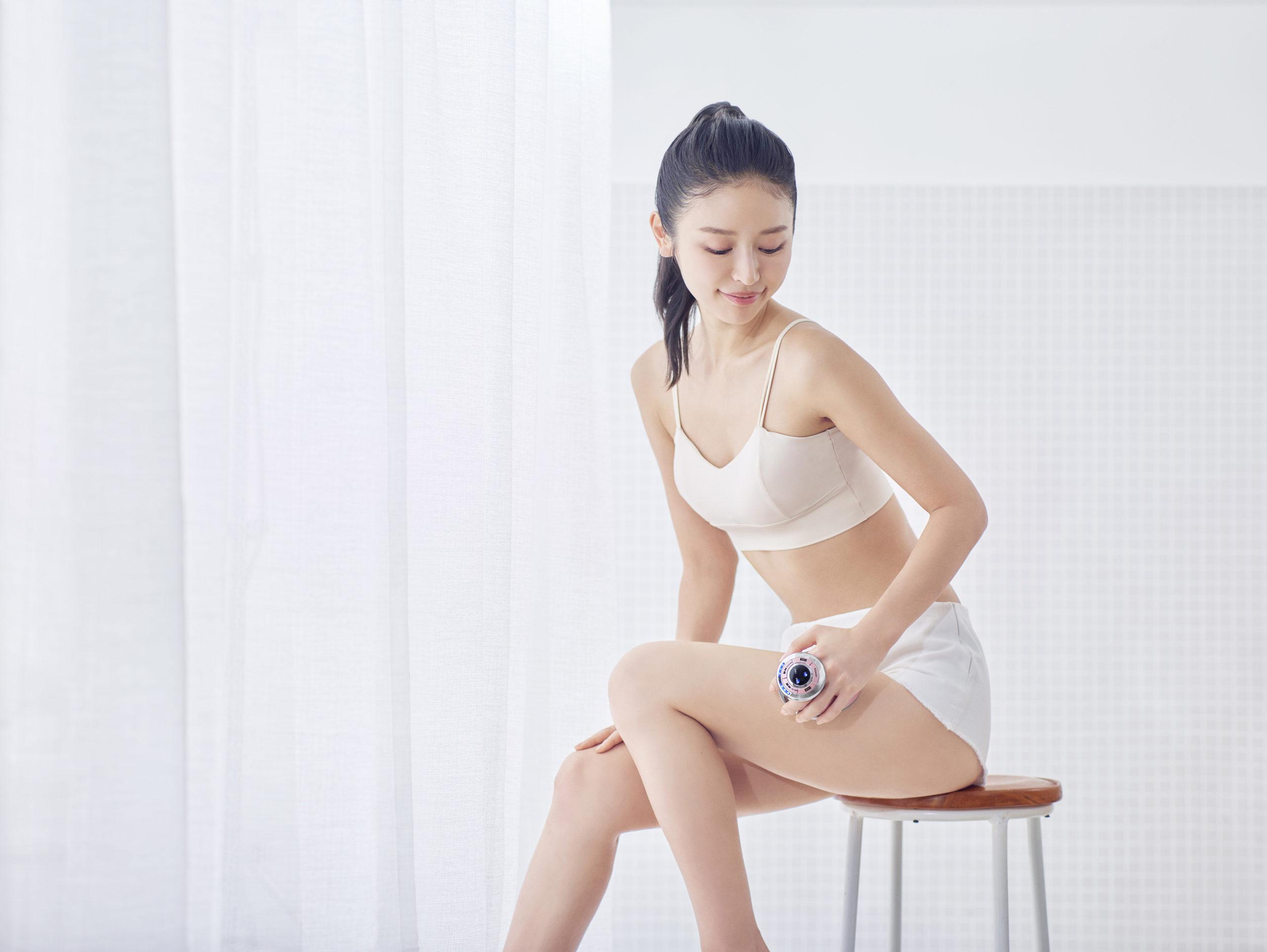加治ひとみ、「YA-MAN TOKYO JAPAN」 ボディケア製品のアンバサダー