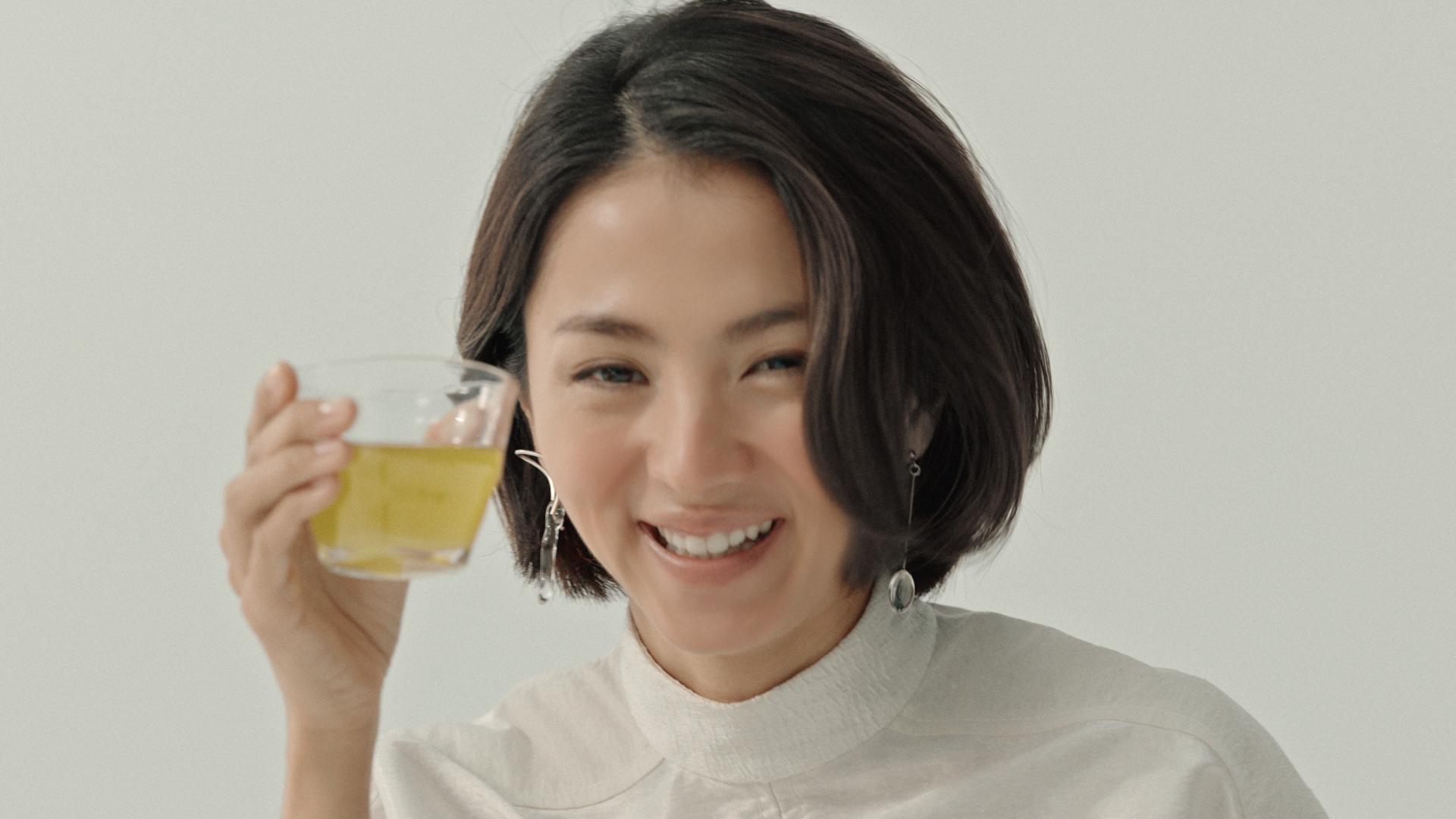 満島ひかり、「キリン 生茶」新CMキャラクター
