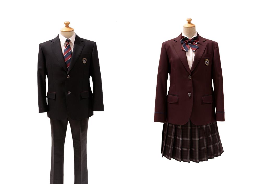 岡山県立倉敷鷲羽高等学校 新制服