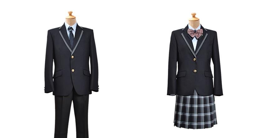 学校法人 文理開成学園 文理開成高等学校が新制服