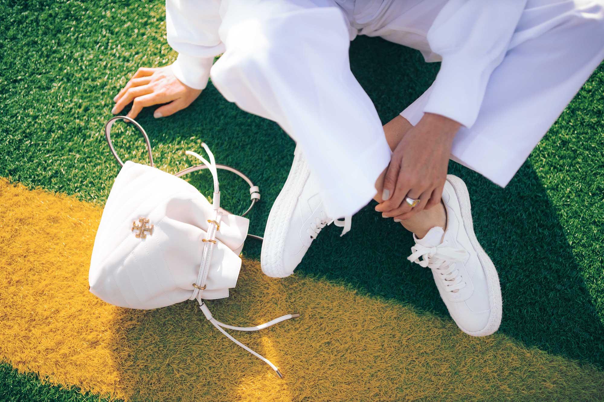 木村多江「ヒールなしの靴」