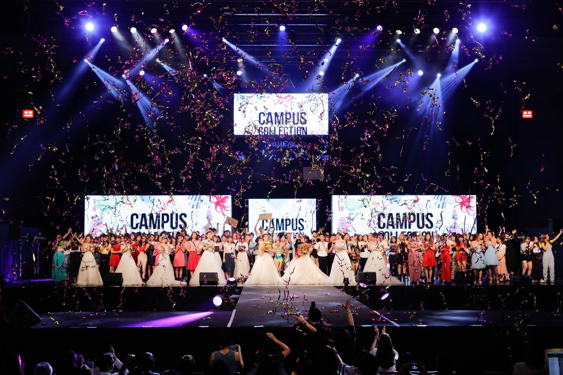 ミスコン「CAMPUS COLLECTION 2020 OKINAWA」(キャンパスコレクション)」