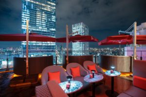 18階 CE LA VI RESTAURANT & SKY BAR