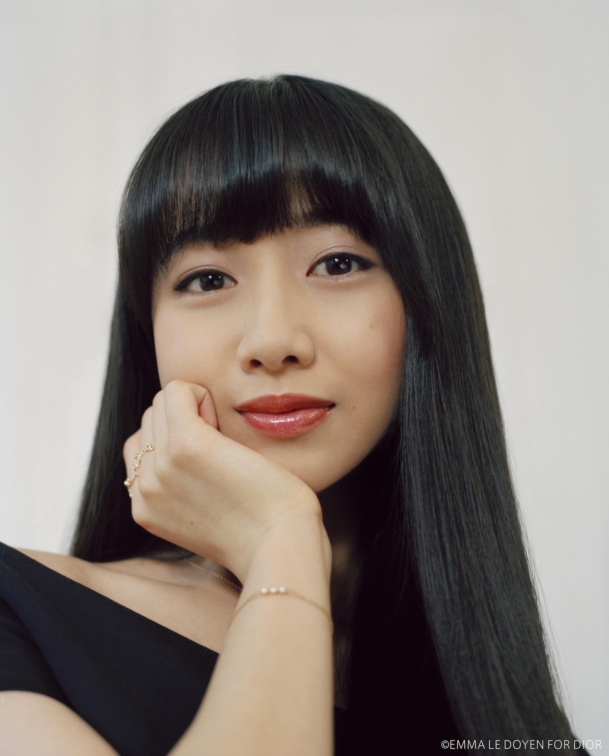 木村拓哉さんと工藤静香さん夫妻の長女 Cocomi、Dior(ディオール)の新アンバサダー