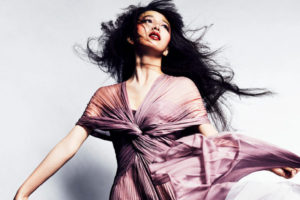 Cocomi(木村拓哉と工藤静香の長女)『VOGUE JAPAN』2020年5月号