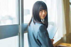 千葉恵里(AKB48)、南陵学園グループ、和歌山南陵高校・菊川南陵高校の制服モデル