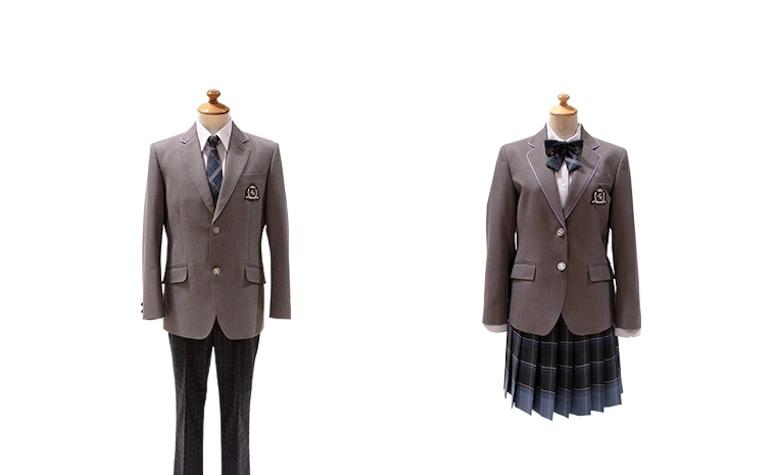 南陵学園グループ、和歌山南陵高校・菊川南陵高校の制服モデル