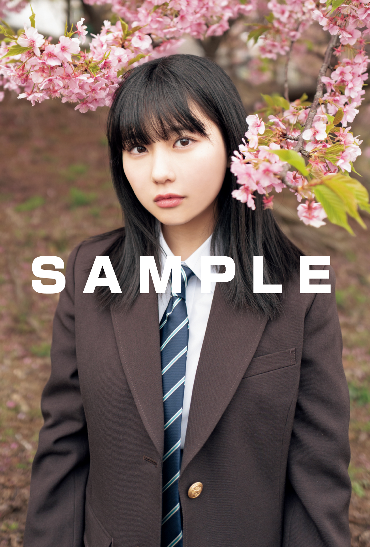 田中美久(HKT48) ポストカード【「graduation2020高校卒業」タワーレコード オンライン特典】