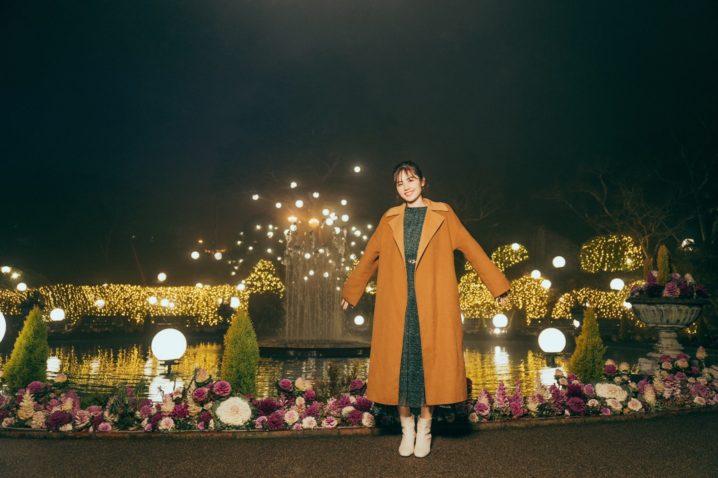 宮瀬いと、『箱根強羅公園 スプリングナイトガーデン 2020 〜Happy Spring Birthday!!!〜』アンバサダー