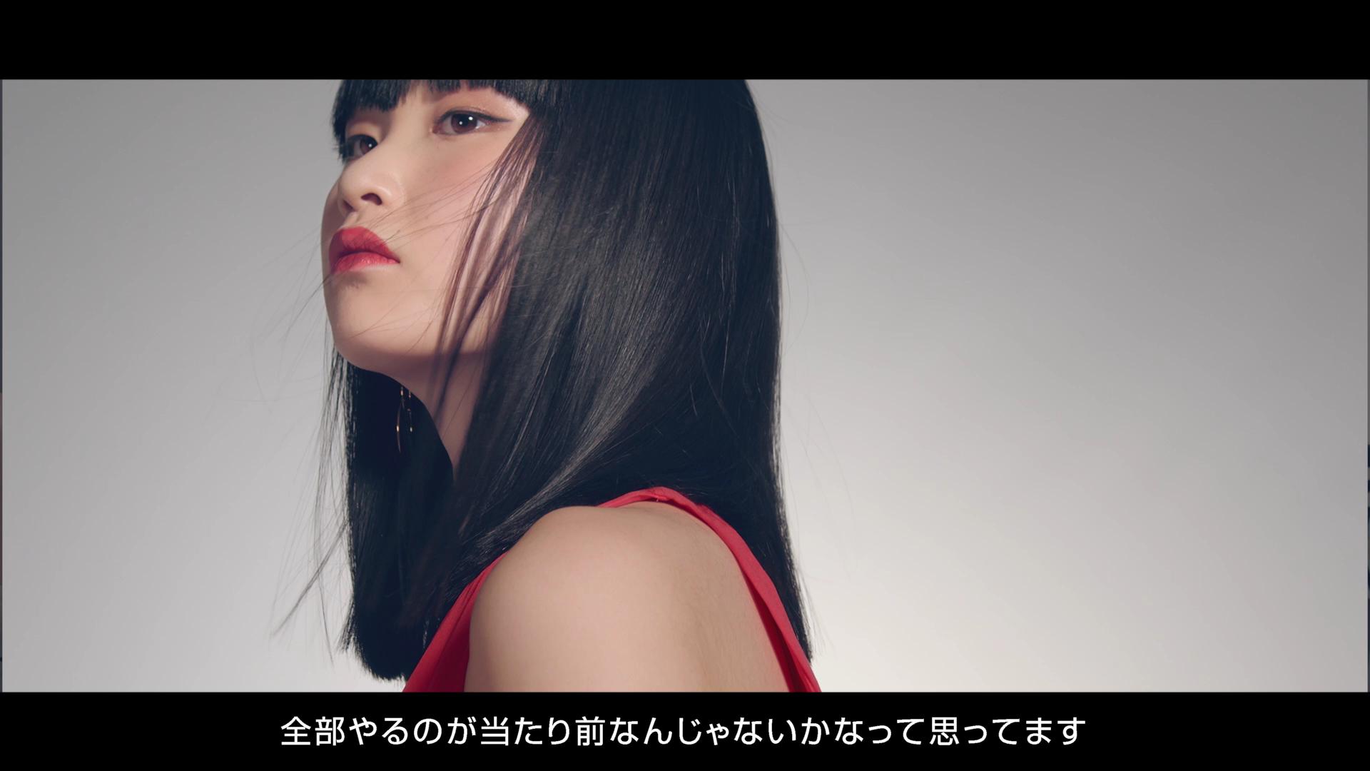 モデル・平田かのん「キレートレモン ダブルレモン」発売記念CM