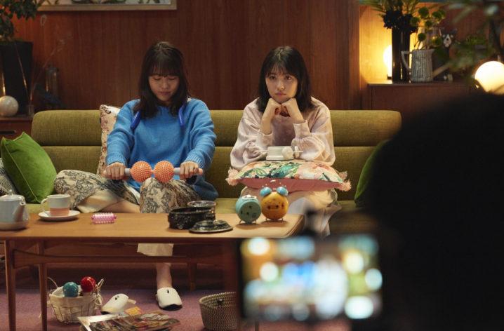 有村架純・浜辺美波 /JA共済のWEB動画シリーズ『カスミナミ』第1弾『第二ボタン』篇