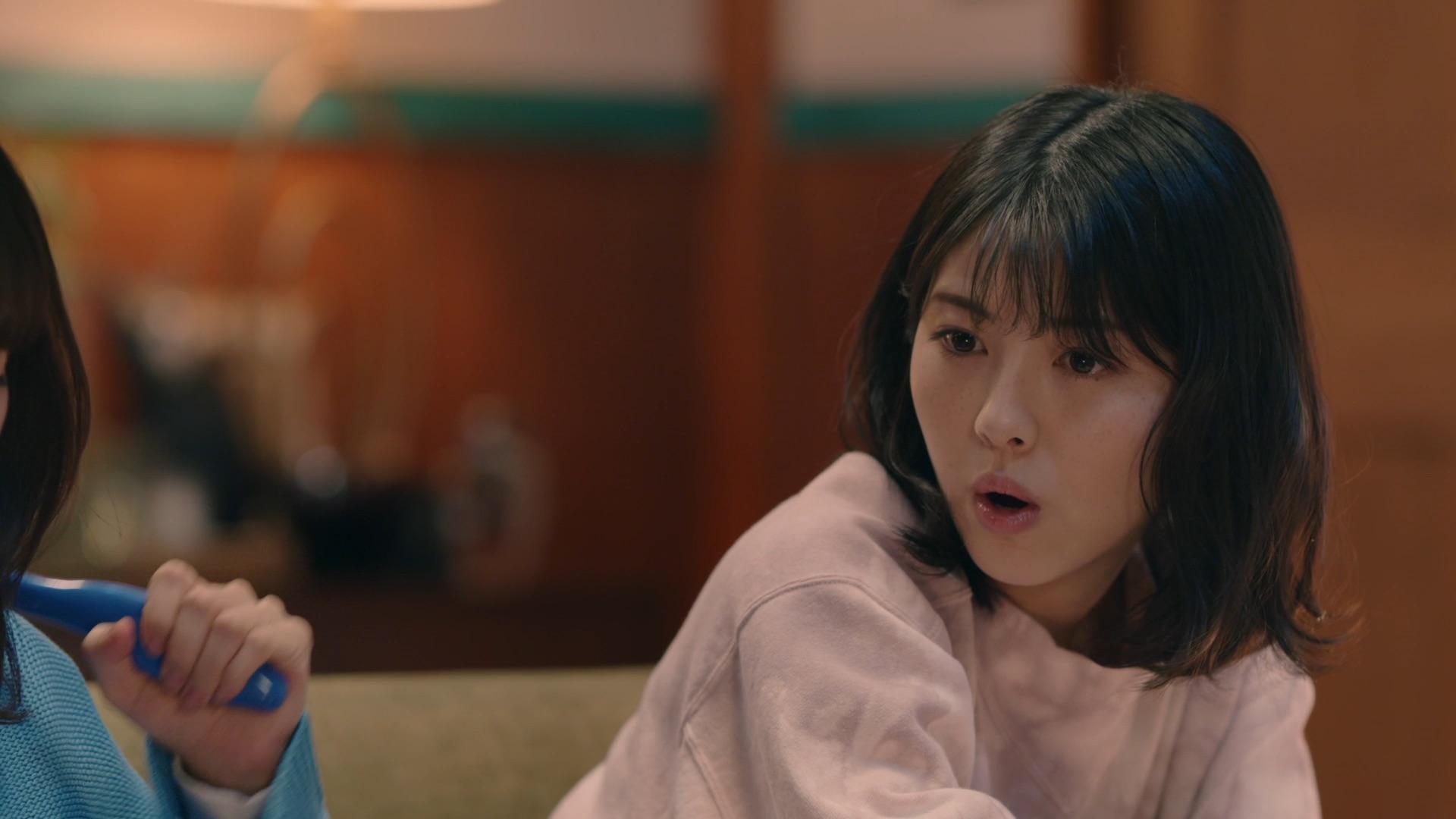 浜辺美波 /JA共済のWEB動画シリーズ『カスミナミ』第2弾『スヌーズ』篇
