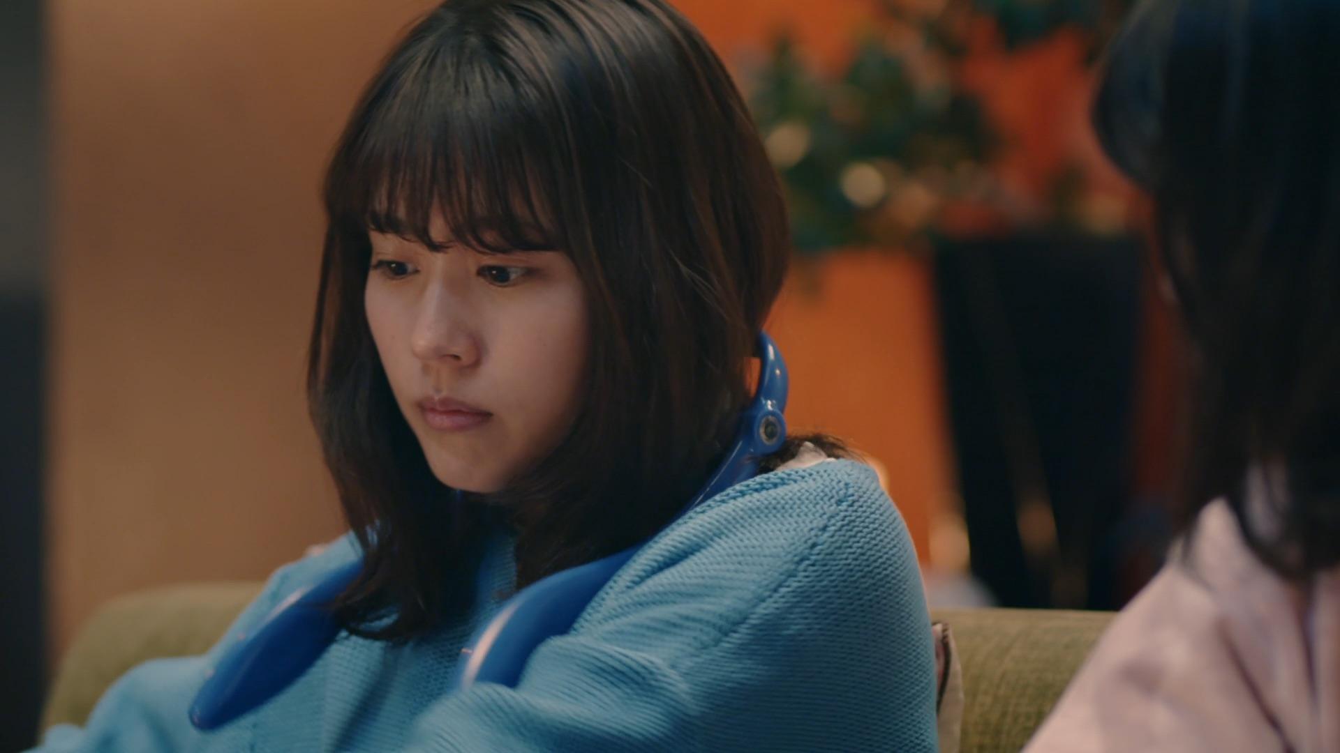 有村架純 /JA共済のWEB動画シリーズ『カスミナミ』第2弾『スヌーズ』篇