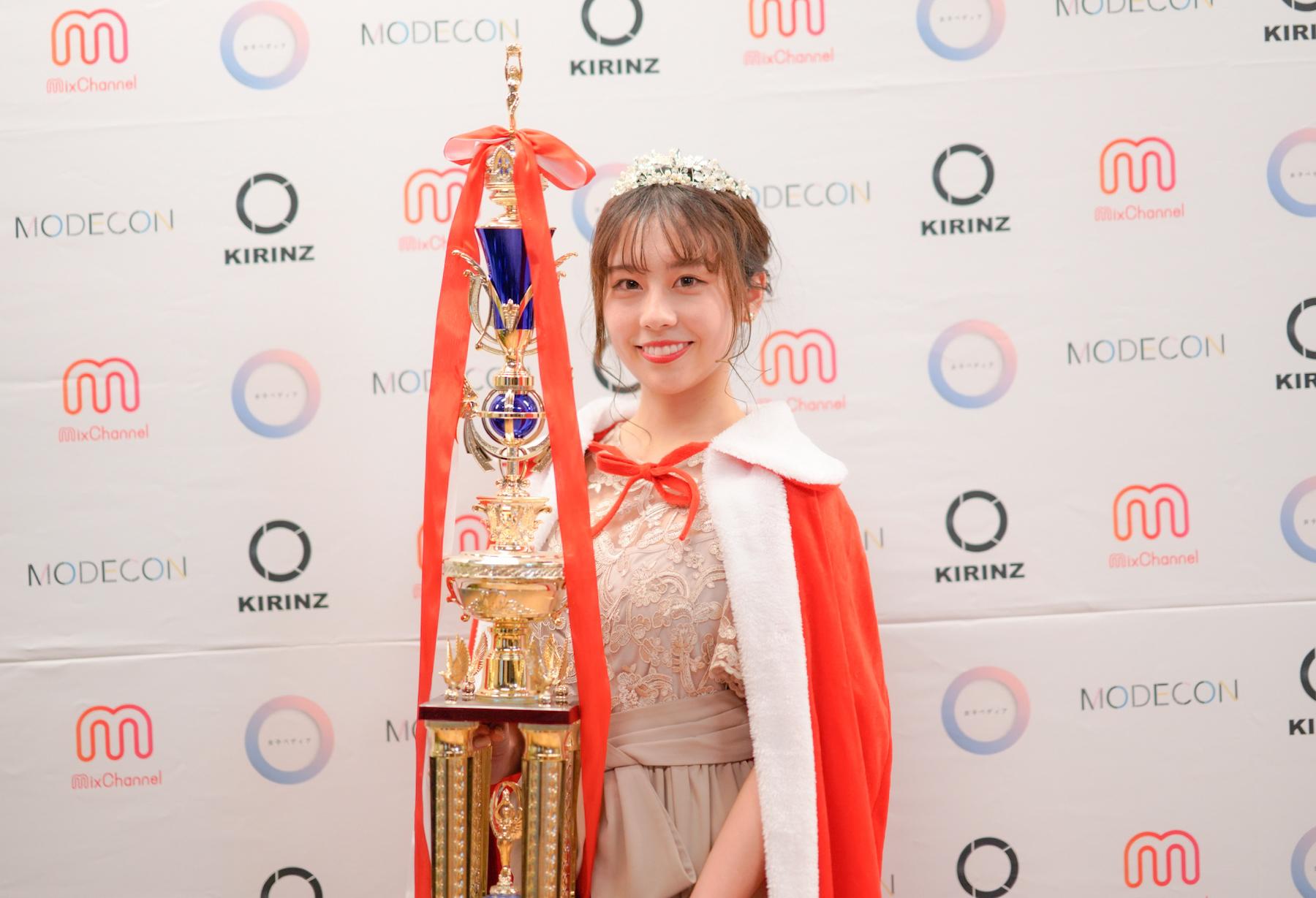 さらさん/「MODECON New Face GP 2019」グランプリ(2020年3月27日)