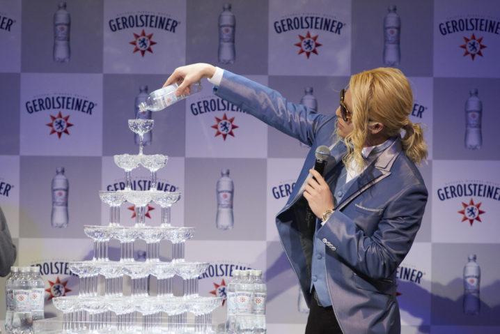 ローランド/2020年3月5日恵比寿ガーデンルームにて開催された「ゲロルシュタイナー リニューアル発売記念・新 CM 発表会」