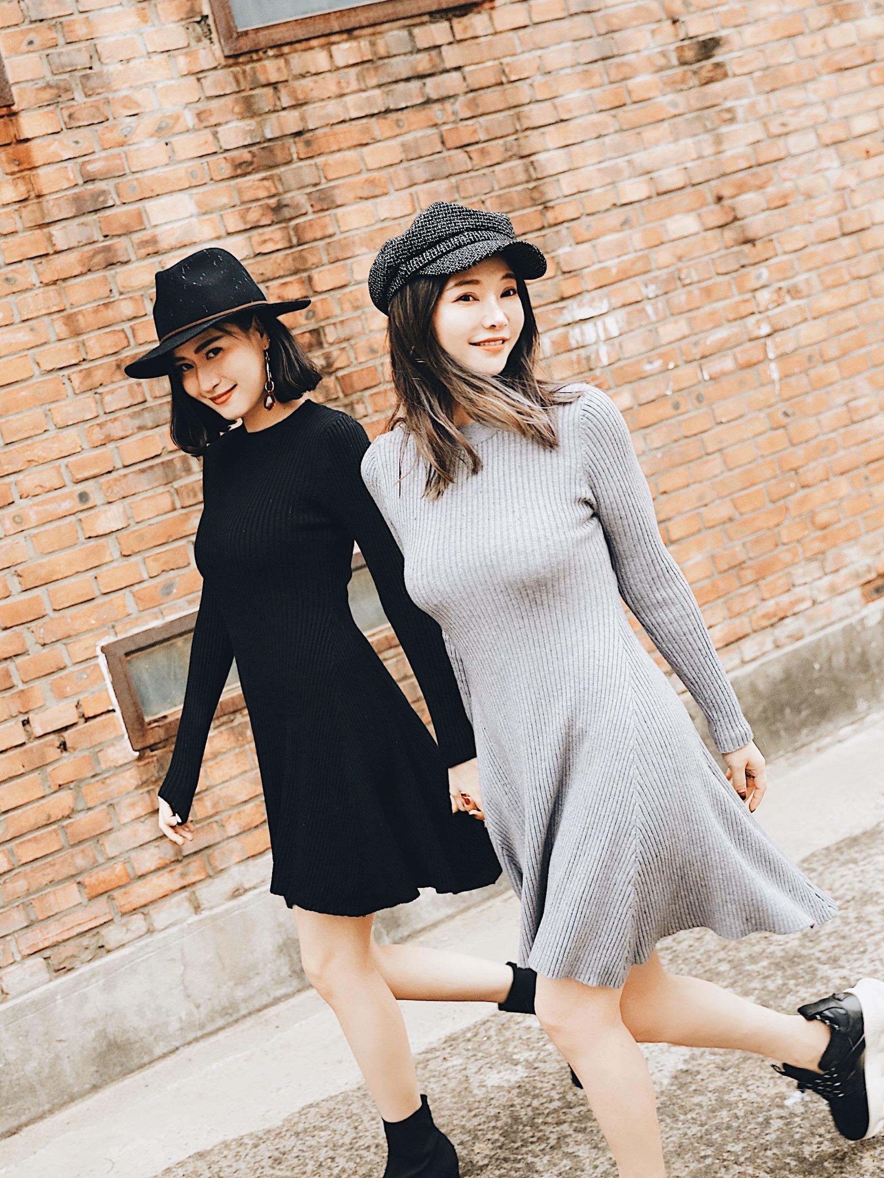 左:GraceBuchita 右:Christine Wei/クリスティン・ウェイ氏