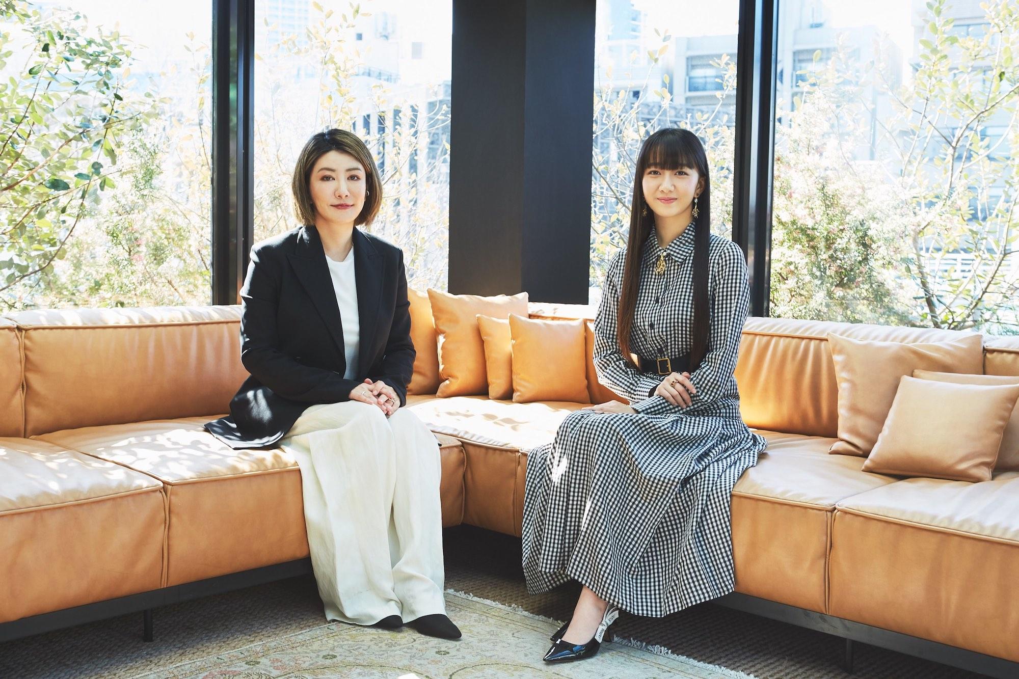 Cocomi(ここみ)モデル & 中野信子