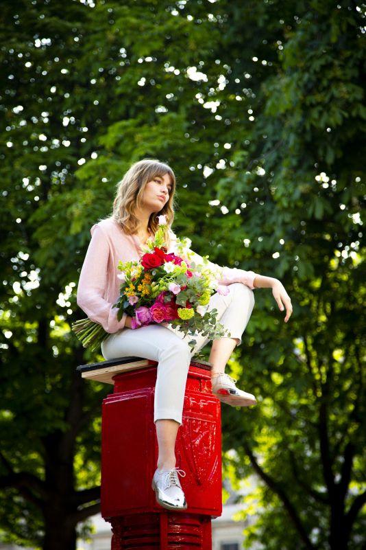 【LANVIN(ランバン)】新フレグランス「モダン プリンセス ブルーミング」が本日登場!咲き誇る花々に包まれているかのように、気持ちを明るくしてくれる香り