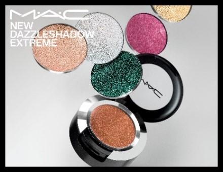 【M·A·C新製品】メタリックカラーが濡れたように輝くアイシャドウ