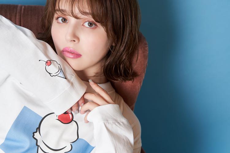加藤ナナ/韓国トレンドファッションブランド『Darling Baby(ダーリン ベイビー)』シーズンモデル
