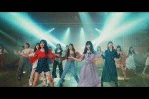 NMB48、23rdシングル『だってだってだって』MV