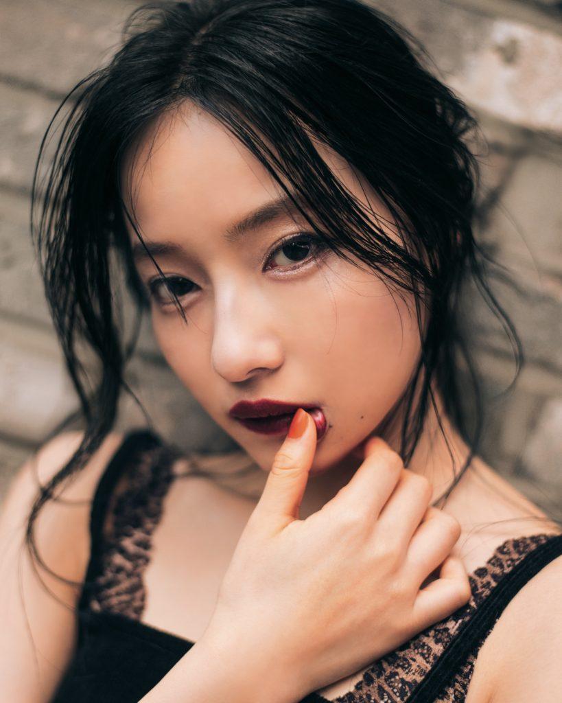 村瀬紗英(NMB48)1st 写真集「S がいい」