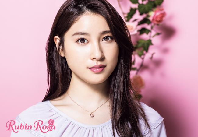 土屋太鳳/ルビンローザ ジュエリー Sweet Pinkシリーズ ネックレス