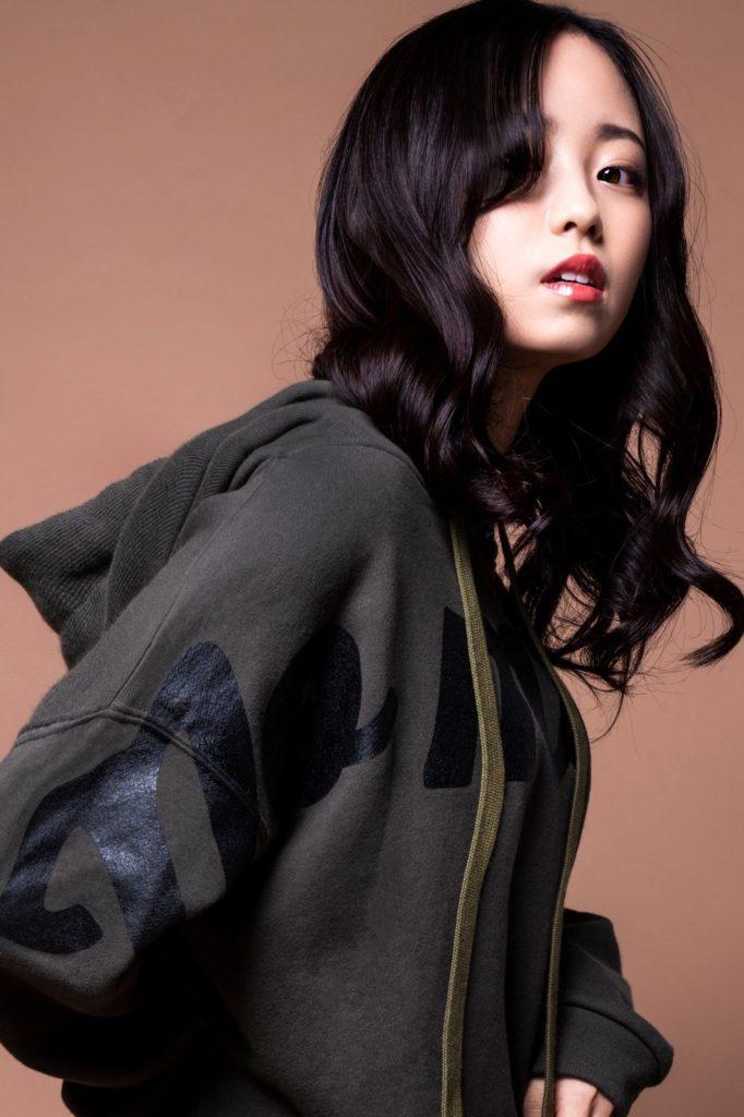 モデル・志田愛佳(しだ まなか)/ロサンゼルス発のファッションブランド「QALB」