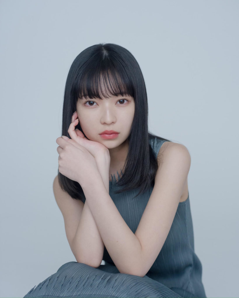 田中芽衣(たなか めい)女優 ACTRESS