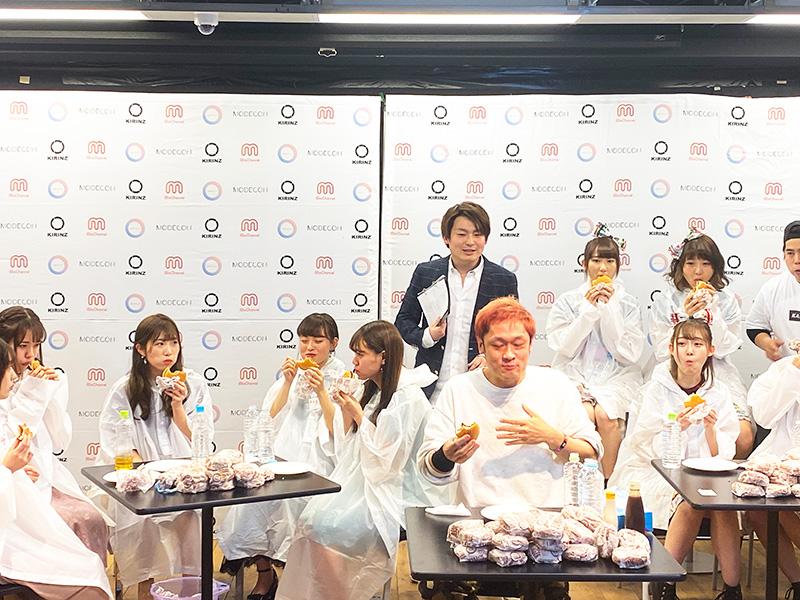 『MODECON New Face GP 2019』グランドファイナル&授賞式