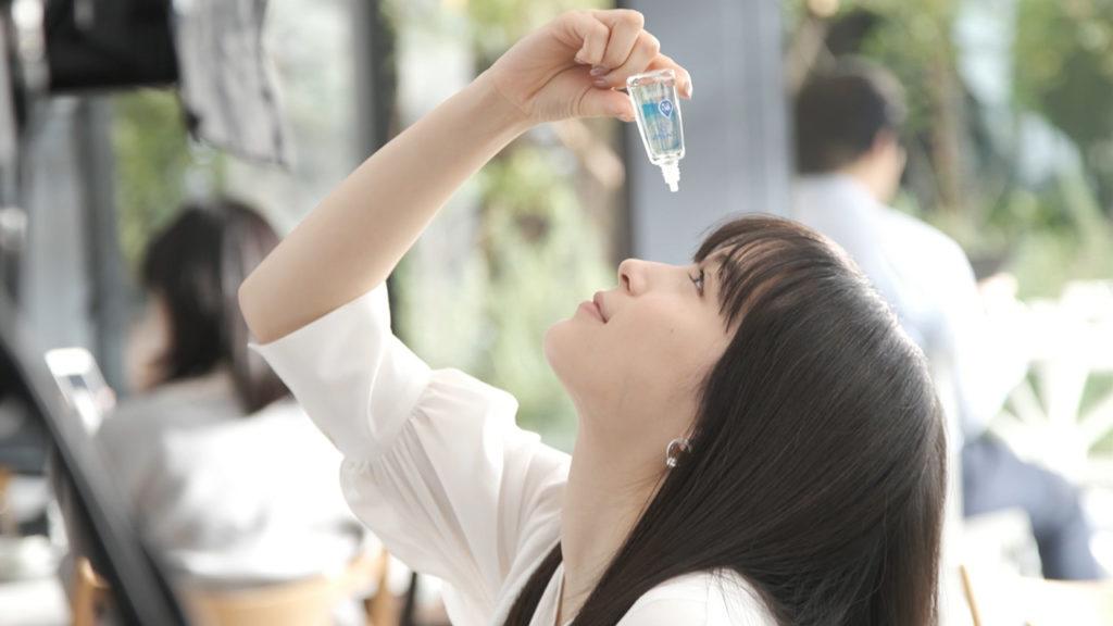 広瀬すず(ひろせすず/女優)・マイティアCL CM