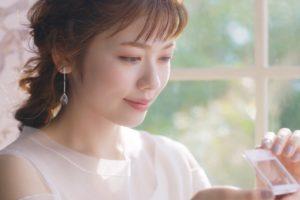 小芝風花 出演♪CANMAKE新CM『透けツヤシャドウ篇』