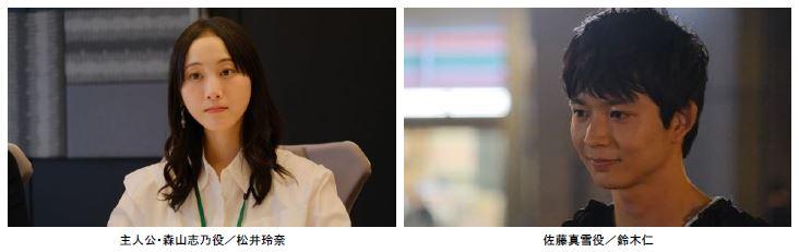 松井玲奈、9歳年下男子との恋愛演じる!大人気少女漫画『30禁 それは30歳未満お断りの恋。』実写ドラマ化決定!相手役は鈴木仁