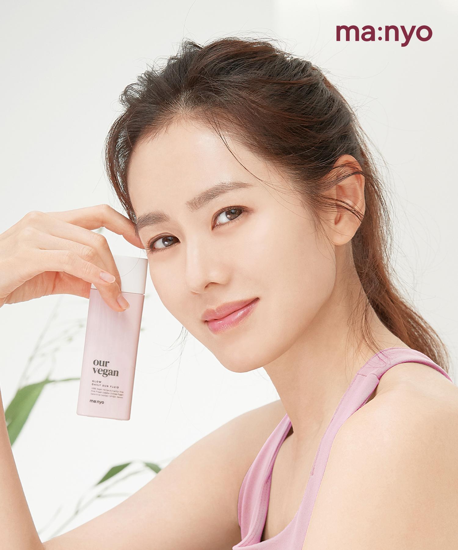 韓国の美肌ブランド「魔女工場」専属モデルは人気女優ソン・イェジン