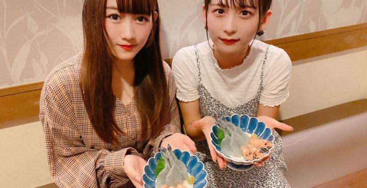 中川珠里・立花実香(テンシメシ)