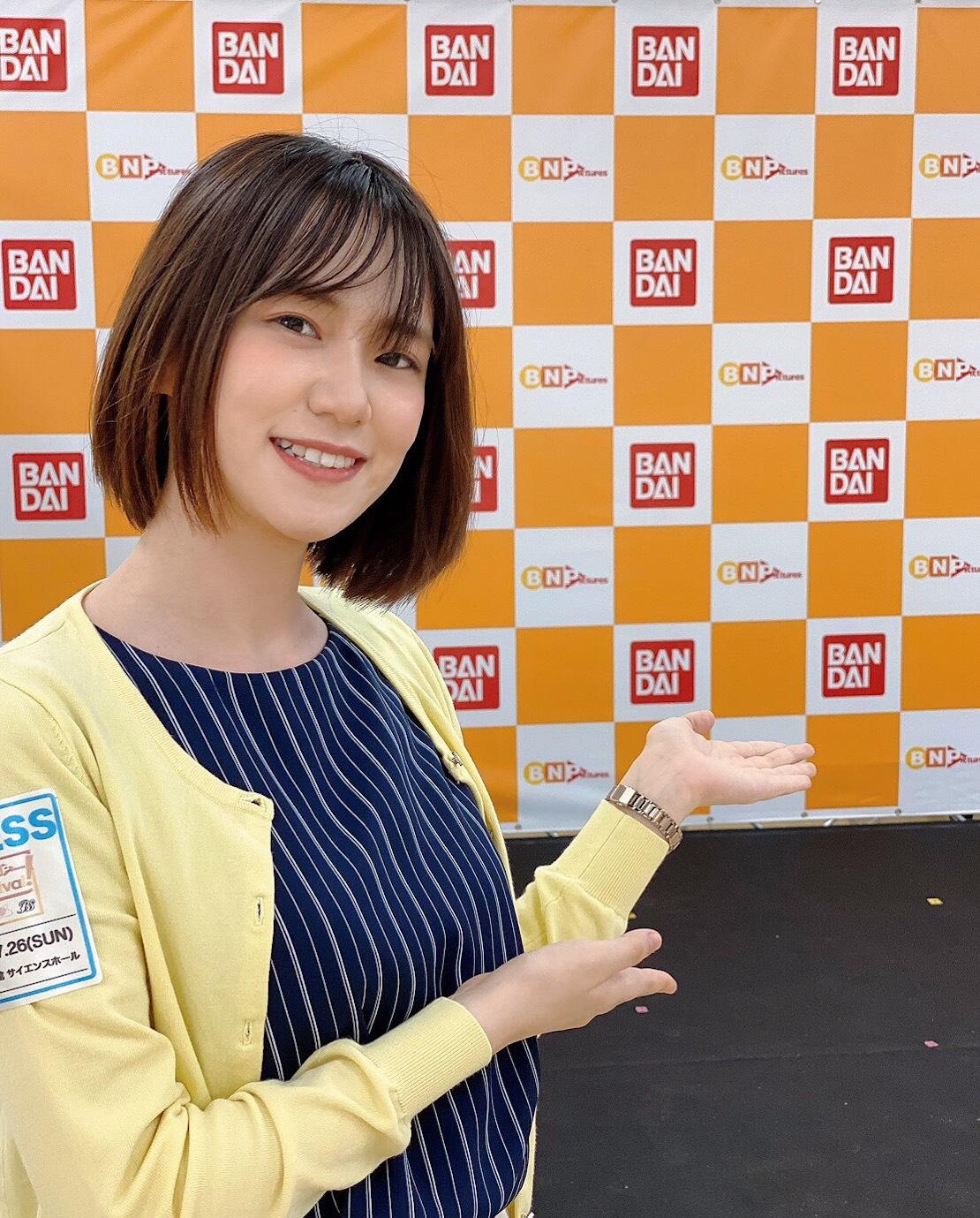 青木菜奈/『アイカツプラネット!』発表記者会見にて(2020年)撮影:(C)ACTRESS