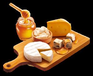 ハーゲンダッツ クリスピーサンド クアトロフォルマッジ~4種のチーズとはちみつ~