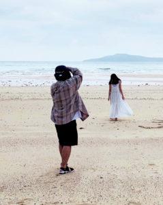 宇垣美里/旅を語るシーンで 五島列島へ