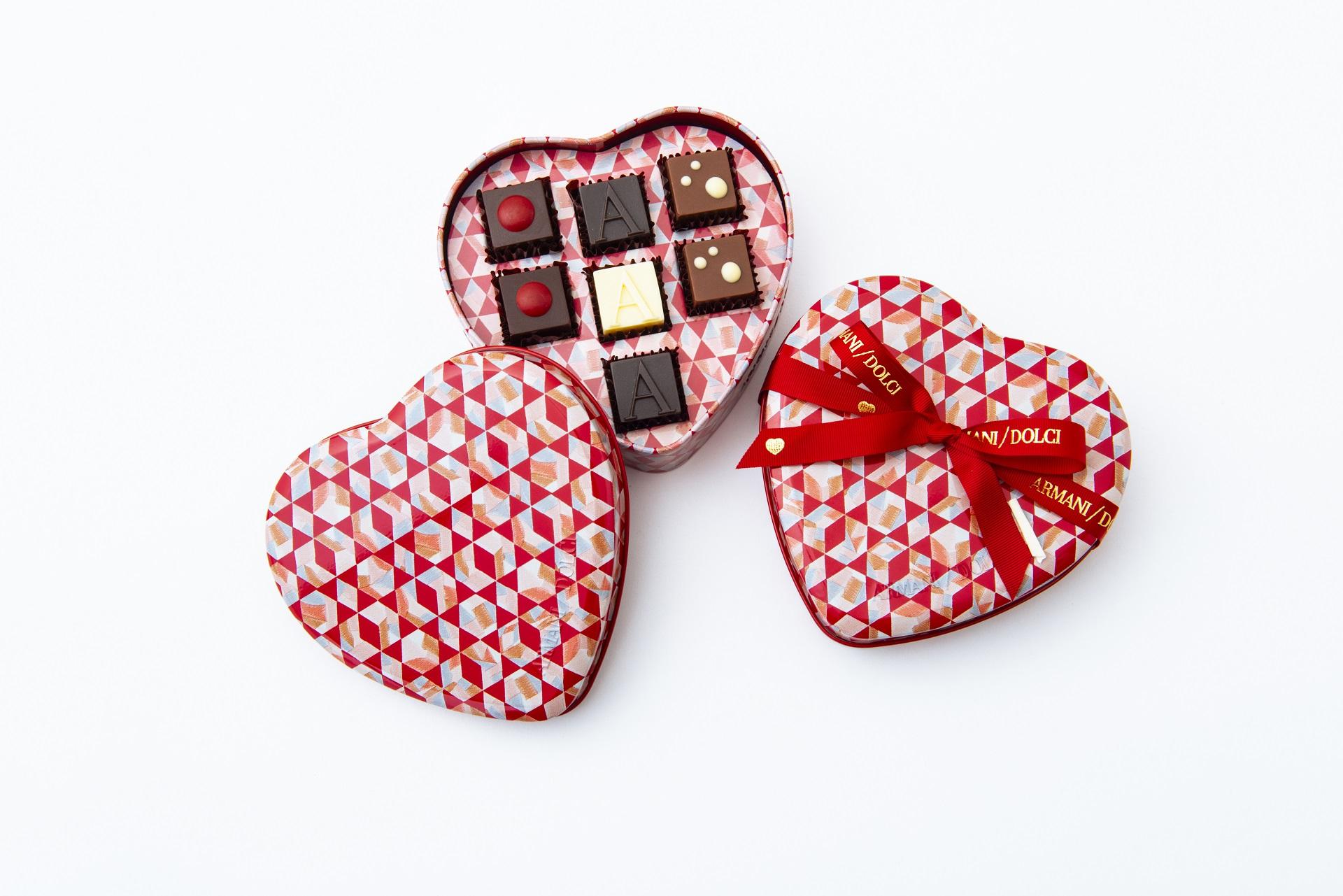 ARMANI / DOLCI(アルマーニ / ドルチ)2021年バレンタイン限定コレクション