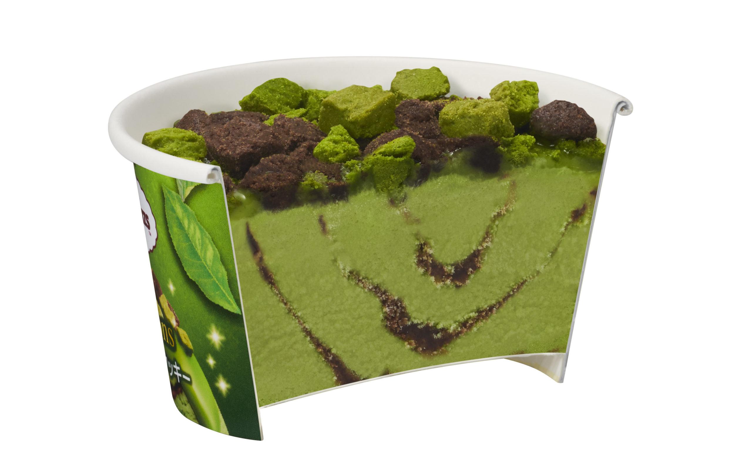 ハーゲンダッツ ミニカップ Decorations(デコレーションズ) 抹茶チョコレートクッキー